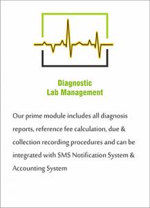 Diagnostics Lab Management