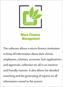 Micro Finance Management