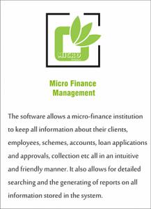 Micro Finance Management