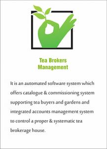 Tea Brokers Management