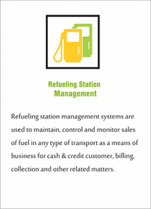 Refueling Station Management